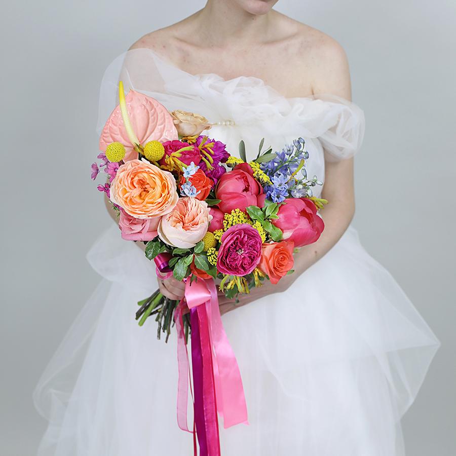 Букет для невесты каталог цены кременчуг, свадебный букет тюльпанов